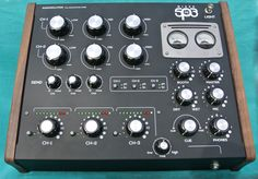 Audisolution SP3 (Steve Paradise UnoMas) http://www.unomas.biz/sp3-portable-rotary-mixer/