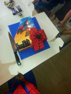 My sons AMAZING 4th birthday cake, thanks to the amazing Jenn McMillan from Utopia Cakes