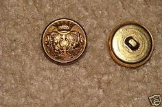 gold button aquascutum - Google Search