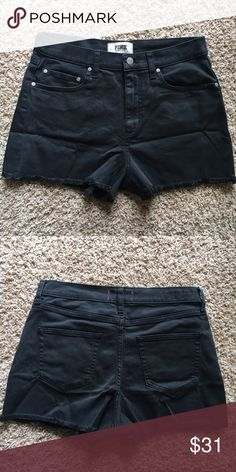 New vs PINK high waisted shorts PINK can run small PINK Victoria's Secret Shorts Jean Shorts