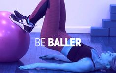 13 Moves to Do with a Swiss Ball Other Than Sit on It  http://www.womenshealthmag.com/fitness/swiss-ball-exercises-0?cid=soc_Women%2527s%2520Health%2520-%2520womenshealthmagazine_FBPAGE_Women%2527s%2520Health__