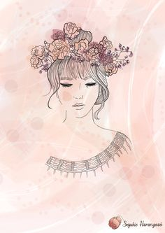 1000+ images about Flower crown on Pinterest | Flower ...