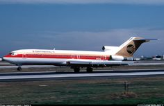 N79746 Continental Airlines Boeing 727-200