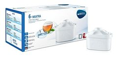 Brita Maxtra Water Filter Cartridges Pack of 6 ** You can find out more details at the link of the image. (This is an affiliate link)