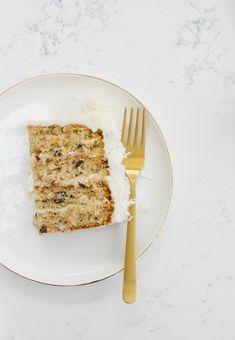Coconut-Almond-Chocolate Cake