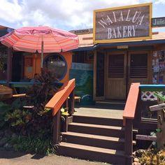 Oh the North Shore its Waialua Bakery & Juice Bar - Haleiwa, HI, United States, Gluten free foods.