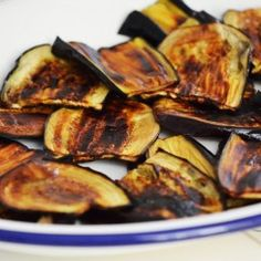 Permalink to: Technique: How to prepare eggplant for Sheik al Mehshee