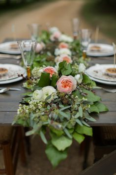Wedding Inspiration with a Twist from Rachel Moore - Southern Weddings Magazine