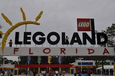 Orlando Florida: Star Wars Miniland Cluster at Legoland