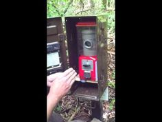 Gumball Geocachers machine. Cool!