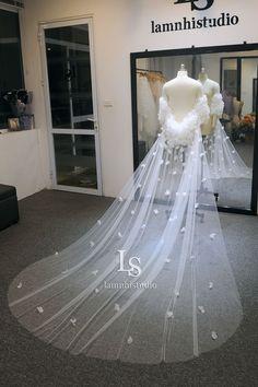 Wedding Veil, Tulle, Bridal, Skirts, Fashion, Moda, Fashion Styles, Tutu, Skirt