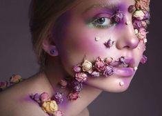 Marvelous Beauty and Makeup Photography by Anastasia Apraksina - My most beautiful makeup list Makeup Themes, Makeup Art, Eye Makeup, Makeup Inspo, Makeup Ideas, Creative Makeup Photography, Beauty Photography, Beauty Make-up, Beauty Shoot