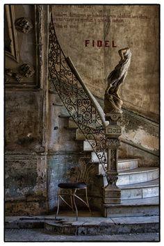 Fidel by Marzena Grabczynska Lorenc-#Cuba #Havana