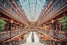 Most Beautiful Architecture Design in Cleveland, Ohio
