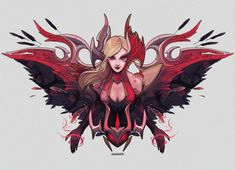 Lol League Of Legends, Morgana League Of Legends, League Of Legends Boards, League Of Legends Characters, Desenhos League Of Legends, League Of Legends Personajes, Anime Weapons, Pokemon Cosplay, Fantasy Creatures