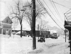 Main & Walcott, about 1920
