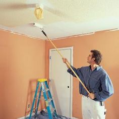 Repin if you know someone who needs a few Professional Painting Tips.