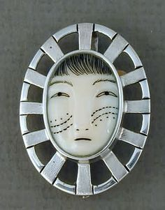 Inuit face
