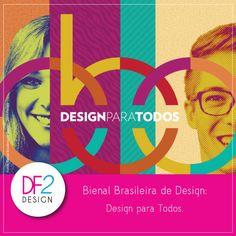 """[BIENAL] No último dia 15, começou em Florianópolis/SC, a Bienal Brasileira de Design 2015. Nesse ano, a Bienal, que tem como tema """"Design para todos"""", será realizada de 15 de maio a 12 de julho. A ideia é que as pessoas possam entender o quanto o design interfere nas nossas vidas, e o quanto ele pode servir para melhoria da qualidade de vida de todos nós. #design #bienal #designbrasileiro"""