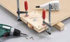 Anleitung für den Bau von Schiebetüren