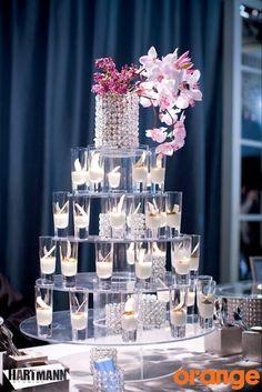 Bling dessert display