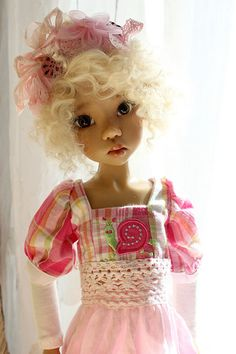IMG_0847 | Flickr - meadow doll  - Beautiful doll by Kaye Wiggs
