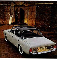 1966 Ford Taunus 17M