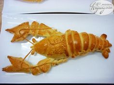 小龙虾面包_日志_美食天下