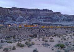 Canyon Point, Utah'Amangiri Luxury Resort Hotel'