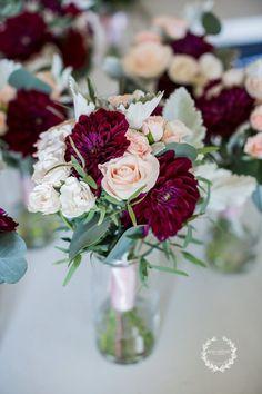 Flowers by Tami McAllister | Photo by Daisy Moffatt Photography