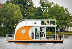Nautilus Houseboats are specialized in the development and construction of innovative design houseboats for a modern lifestyle. The idea of living on the water used to be for people seeking freedom and adventure outside conventional society, but thes