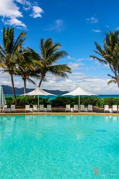 Would you like to visit Hayman Island Resort in Queensland, Australia?