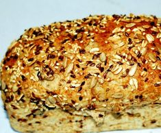 Receita Pão integral com sementes c/ fermento fresco por carlac2k - Categoria da receita Massas lêvedas