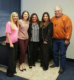 Core One Real Estate Team Wayne Morman , Belma Castillo , Mary Gilbert , Tracy Havens , (Angela Wellborn) is not in the photo. And of course our much loved Broker Amber Boyd. Jaenay Bowen With Summit Funding.