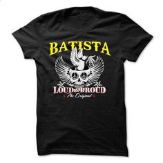 If your name is BATISTA then this is just for you - #geek tshirt #wrap sweater. ORDER HERE => https://www.sunfrog.com/Names/If-your-name-is-BATISTA-then-this-is-just-for-you-29685740-Guys.html?68278