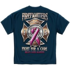 Fight For A Cure Fire T Shirt Shop Now
