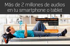 Más de 2 millones de audios de todo tipo en tu smartphone o tablet : Recursos Gratis En Internet