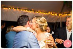 Tent Wedding Reception | Lake Muskoka Island Cottage Wedding Photos: Kelly and Morgan | © 2015 Samantha Ong Photography samanthaongphoto.com | #samanthaongphoto #muskoka #muskokaweddings #weddings