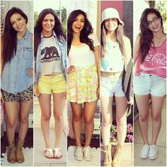 Follow me for more fashion inspo  ! ☀️