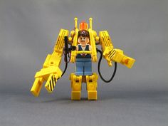 Power Loader from Aliens #LEGO #MOC