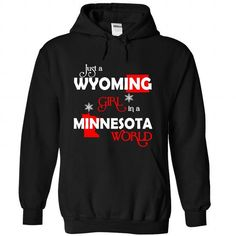 WYOMING MINNESOTA Girl 06Red T Shirts, Hoodie. Shopping Online Now ==►…