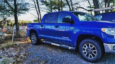 Now that this #2016 #toyota #tundra is cleaned and ready for the #road please feel free to call in to set an appointment! This #beast has #1k on it!  #happy #cold #sunshine #blue #franksinatra #BESTDEALEREVER #bestchevy #hingham #Boston #toyotatundra  Learn more: http://goo.gl/z38pSA