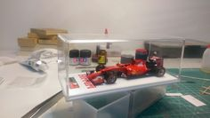 Ferrari SF15-T Tameo kits 1/43