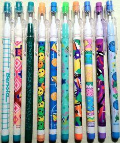 Assorted Pop-A-Point Pencils, TNT School Supplies