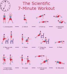 7 ejercicios