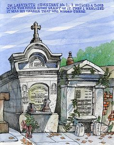 Tommy Kane's Art Blog: Down And Out In New Orleans