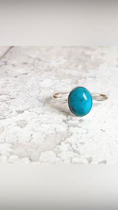pastel coloured turquoise beach style jewelry sterling silver and turquoise ring beach ring boho bridal jewelry lavender turquoise ring
