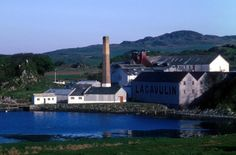 The Lagavulin Distillery, Islay
