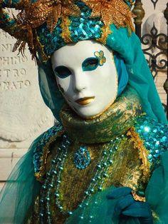 Venice mask carnaval Veneza
