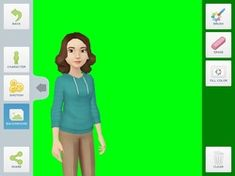 Please visit my Pinterest Page for more Green Screen Project ideas by clicking HERE!!